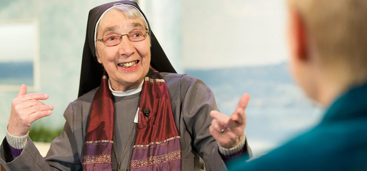 Spezial Schwester Liliane Juchli