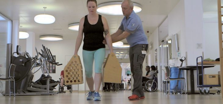 Rehabilitation nach chronischen Rückenschmerzen