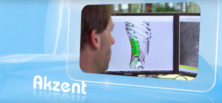 Patientenzentrierte Forschung an der Wirbelsäule