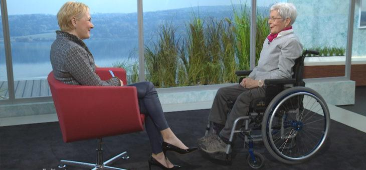 Zusatzinterview mit Maria Danioth über Kinderlähmung
