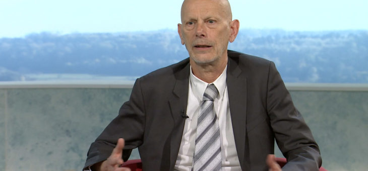 Dr. Daniel Koch im Gespräch: «Jede Krise hat ein Ende»