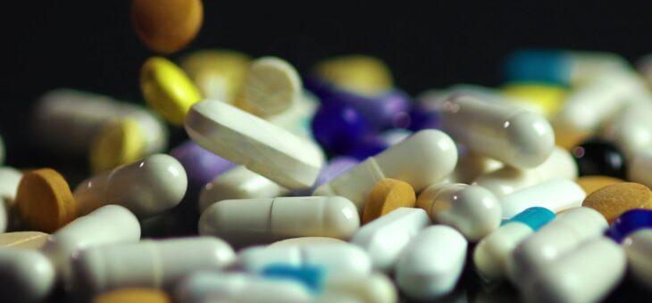 Zu viele Pillen können krank machen
