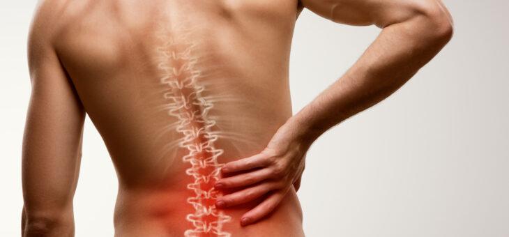 Wenn der Rücken wieder schmerzt